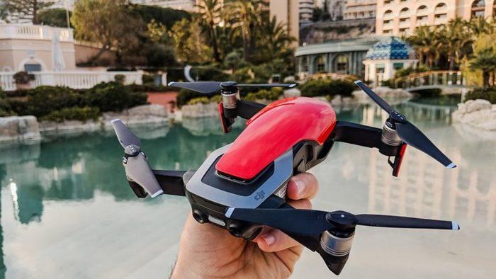 Melhores Drones para Viagem - Novíssimo Dji Mavic Air