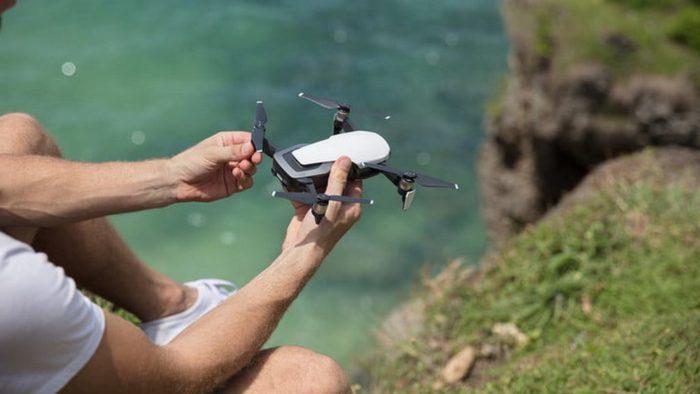 Melhores Drones para Viagem - Dji Mavic Air
