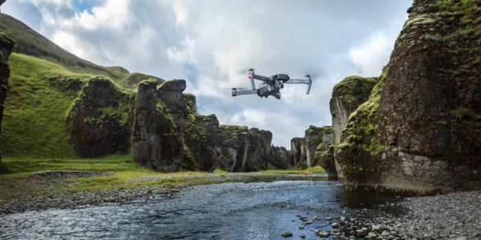 Drones para Viagem - Dji Mavic Platinum