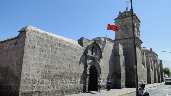 Monastério Santa Catalina