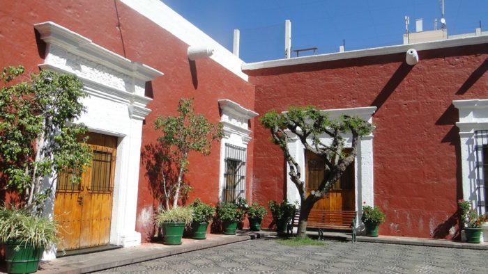 Museu de Artefatos Andinos - Dentro dele é proibido fotografar