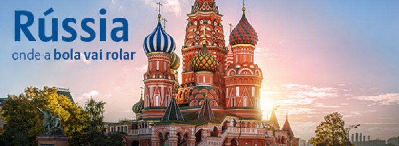 Copa do Mundo 2018 na Rússia