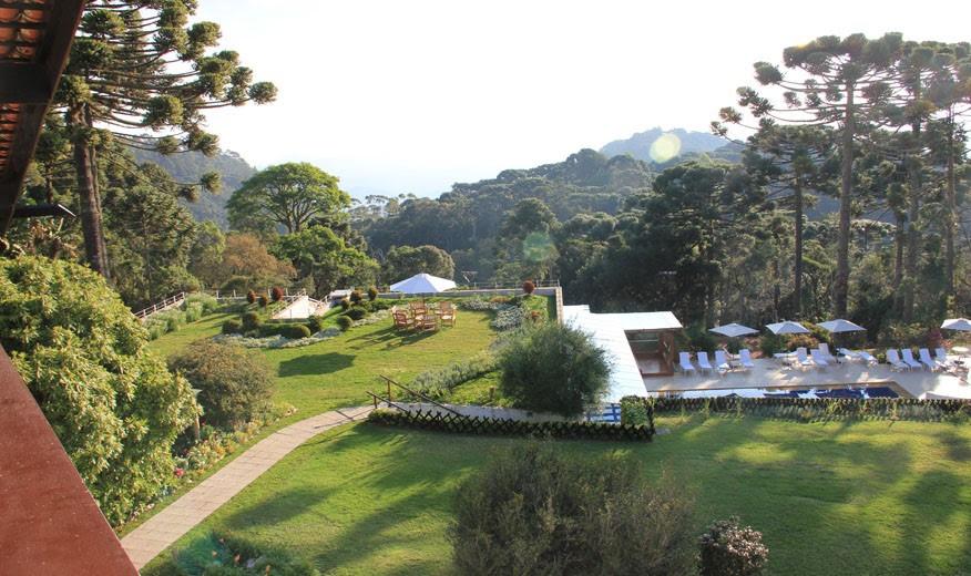 223abc258c0 6 hotéis de luxo inseridos na natureza - Trilhas e Aventuras