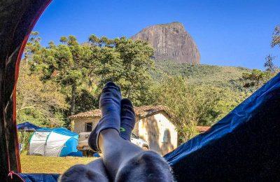 O Panorâmico - Camping em Aiuruoca - MG