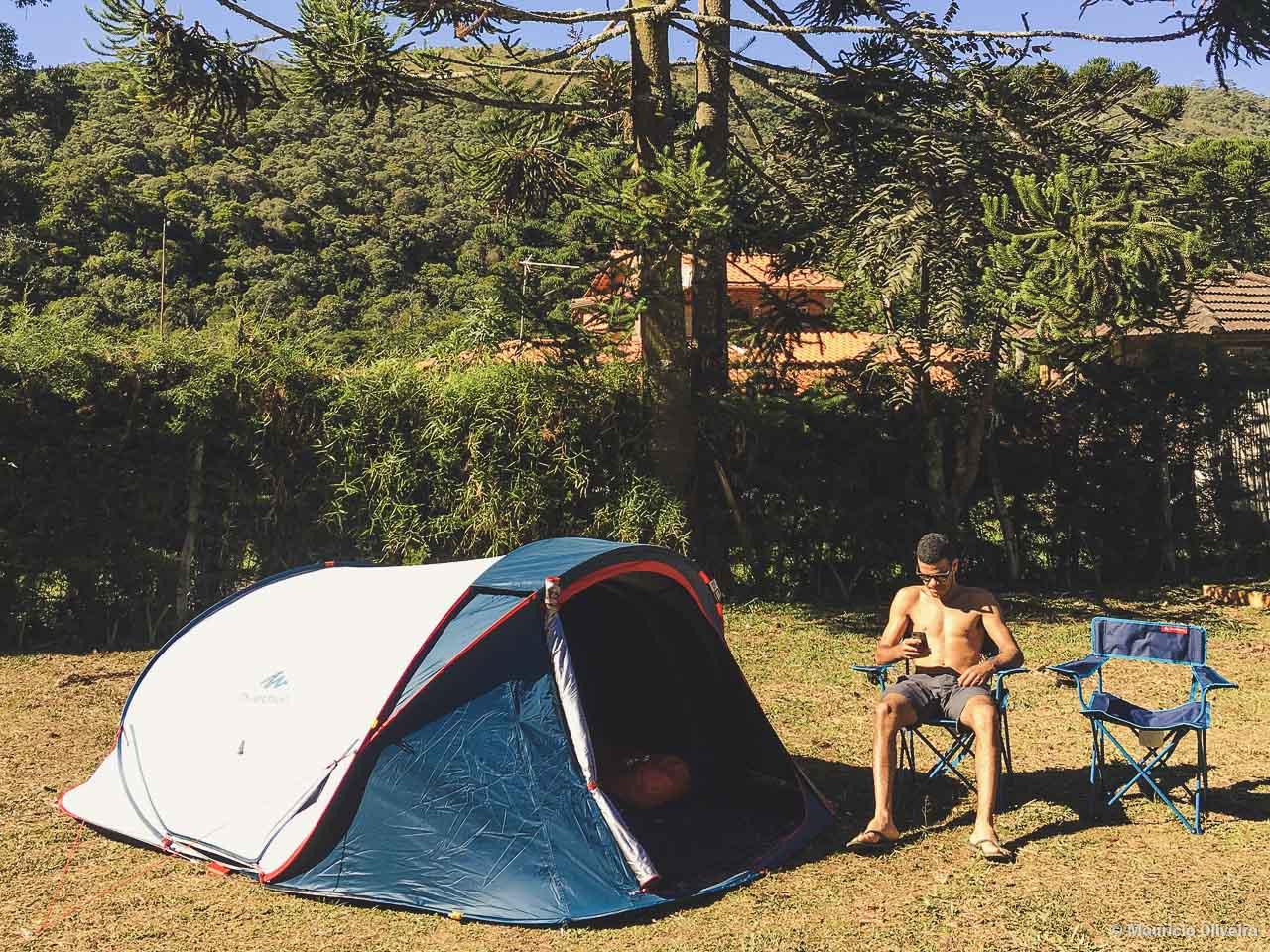 5c63cefc8 Camping em Aiuruoca  O Panorâmico - Trilhas e Aventuras