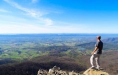 Appalachian Trail - Parque Nacional de Shenandoah
