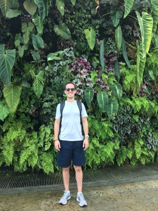 Singapura - Cloud Forest