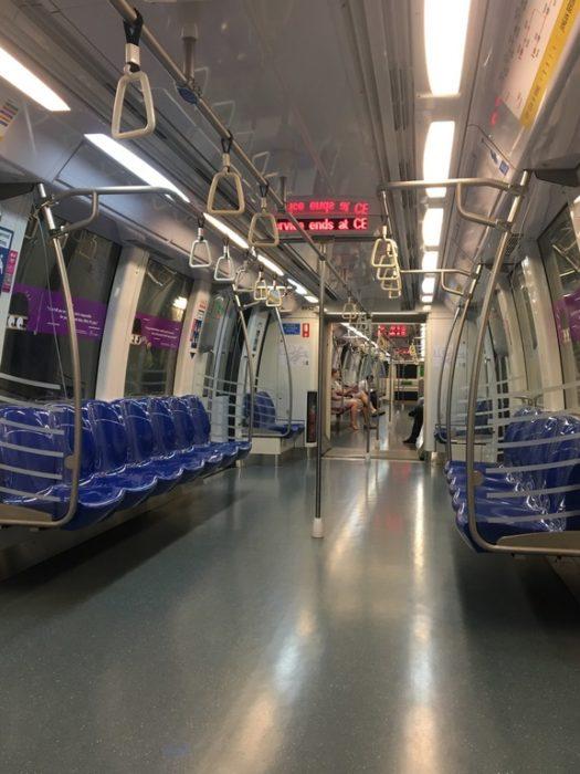 Metrô de Singapura