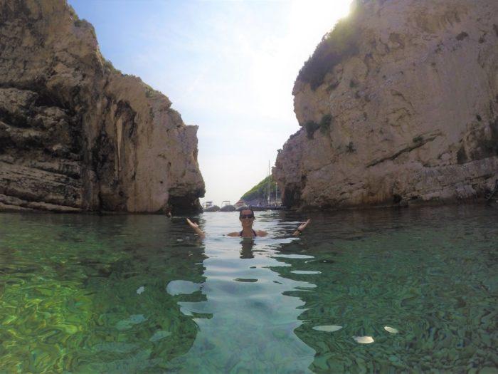Stiniva, a praia mais famosa de Hvar