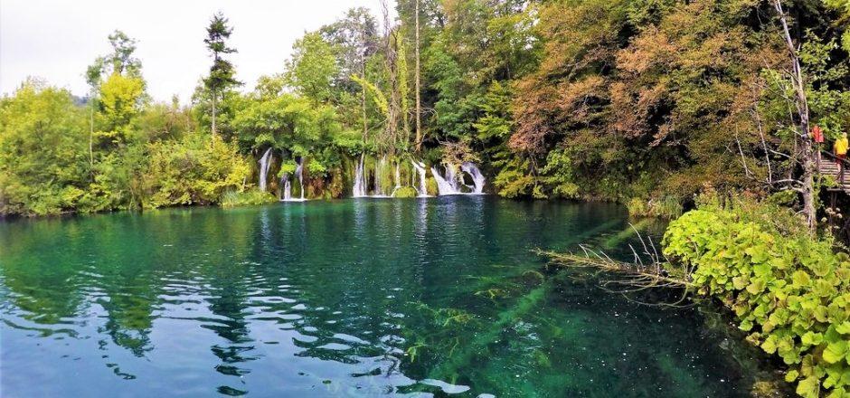 Lagos de Plitvice na Croácia