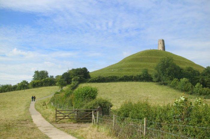 Glastonbury - Ilha de Avalon