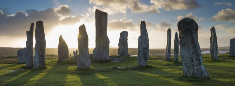 Pedras de Callanish - Ilha de Lewis