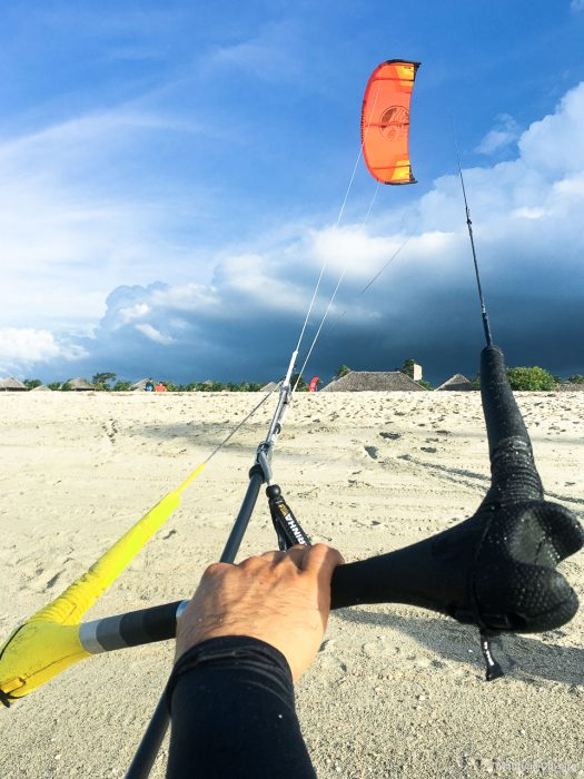 Rota das Emoções - Kitesurf no Ceará