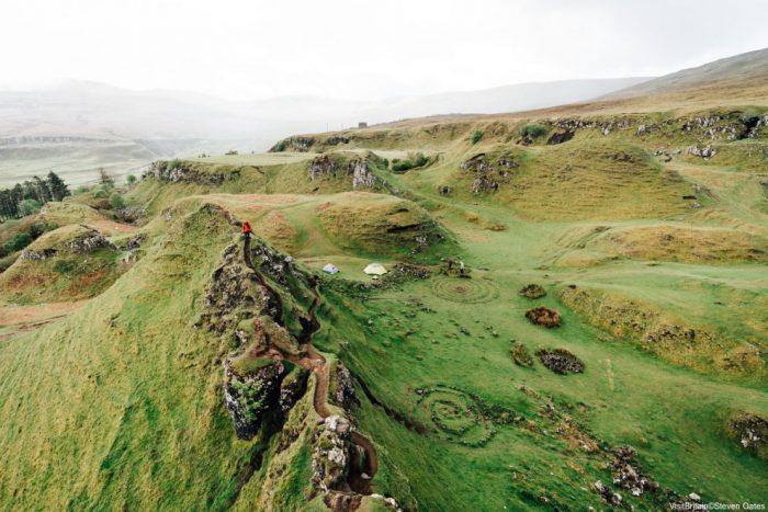 Vale das Fadas - Ilha de Skye