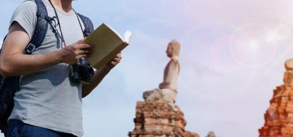 Viajar é aprender em tempo real - Fonte Pexels.com