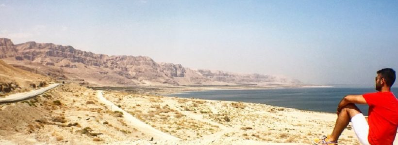 Roteiro de Israel - Na estrada para o Mar Morto
